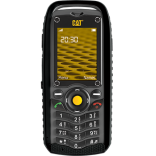 CAT B25 phone - unlock code